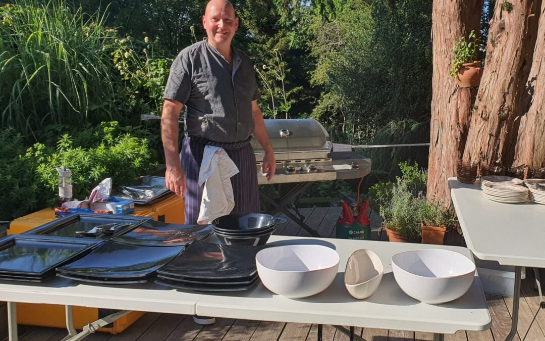 Book a private Chef for your events and parties